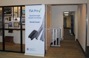 TSA Pre-check enrollment center