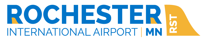 Rochester International Airport (RST) Logo